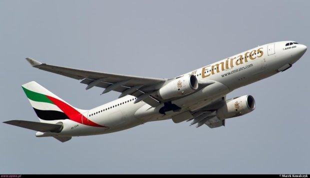 Emirates powiozą polskie towary w świat