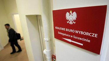 Delegatura Krajowego Biura Wyborczego w Szczecinie: tam zjeżdżają terenowe komisje wyborcze