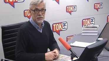 Jacek Żakowski w 'Poranku Radia TOK FM'