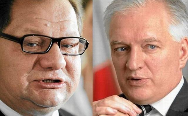 Ryszard Kalisz, Jarosław Gowin
