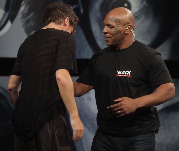 Mike Tyson, Kuba Wojewódzki