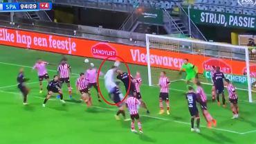 Gol bramkarza w Pucharze Holandii
