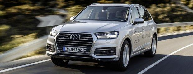 Audi Q7 etron