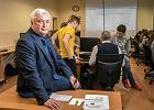 Marek Myśliński, dyrektor V LO w Bielsku-Białej: Kończenie lekcji dzwonkiem jest zbyt radykalne