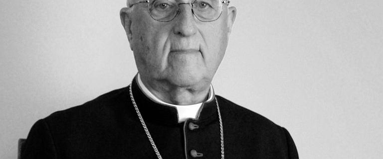 Bp Bronisław Dembowski nie żyje. Reprezentował Kościół podczas Okrągłego Stołu