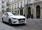 Test Mazda3 SKYACTIV-G 120KM 6MT - nic dodać nic ująć?