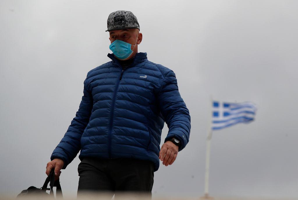 W Grecji wprowadzono trzytygodniową ogólną kwarantannę