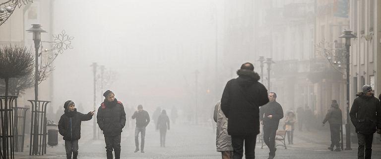 Pogoda. IMGW ostrzega: Uważajcie na drogach! Mgła w ośmiu województwach