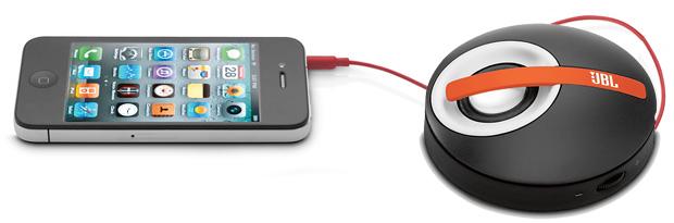 Głośniczki do smartfona, audio, smartfon, JBL OnTour Micro