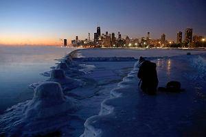 """Pamiętacie """"Pojutrze""""? Zdjęcia i nagrania zimy w USA wyglądają jak kadry z filmu"""