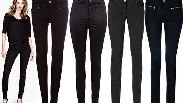 Must have każdej kobiety: czarne spodnie