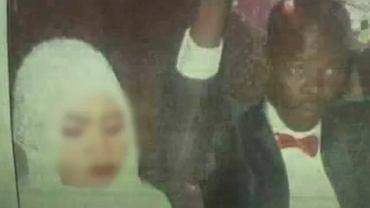 Noura Hussein i jej mąż