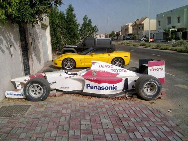 Toyota F1