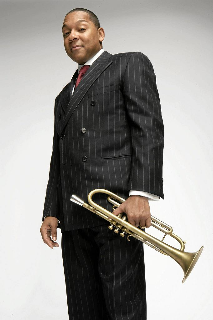 / Wynton Marsalis / Photo by Clay Mcbride