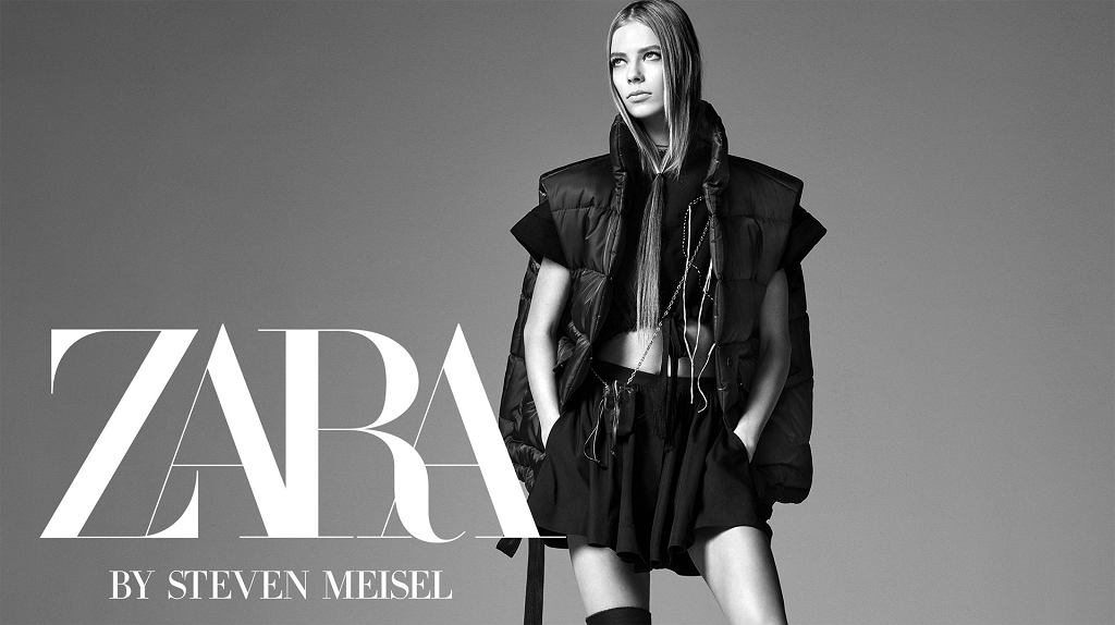 Nowa kolekcja ZARA wiosna lato 2017 - kampania sfotografowana przez Steven Meisela