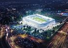 Ruch Chorzów powiększa projekt stadionu. Wygląda imponująco