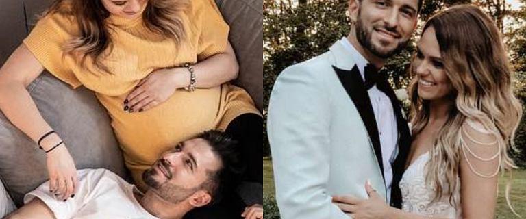 Rafał Maślak i jego żona Kamila wybrali już imię dla dziecka. Jak będzie się nazywać?