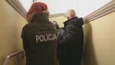 Akcja gdańskiej policji