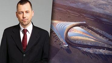 Mikołaj Wild prezesem CPK