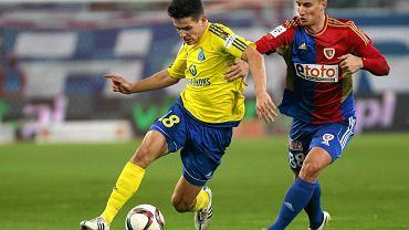 Mariusz Stępiński gra teraz w Ruchu