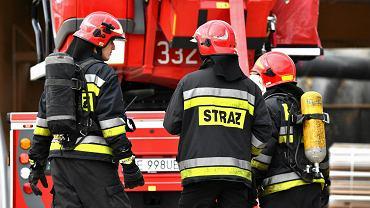 Straż pożarna Radom (zdjęcie ilustracyjne)