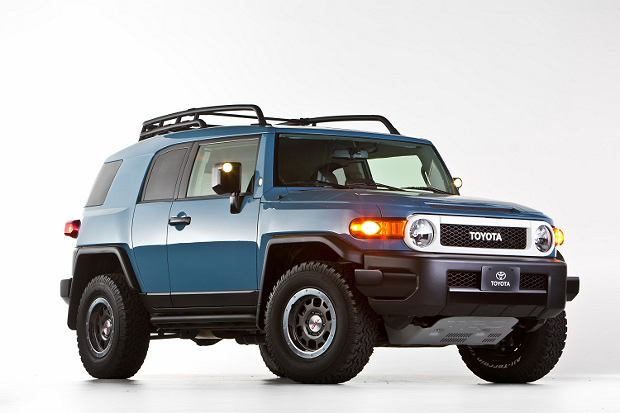 Toyota FJ Cruiser Trail Teams Ultimate Edition