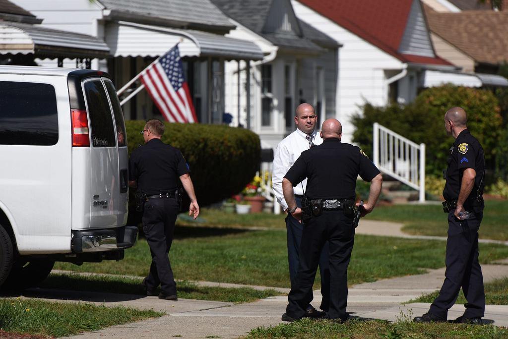 Dwulatek postrzelił dzieci w Dearborn