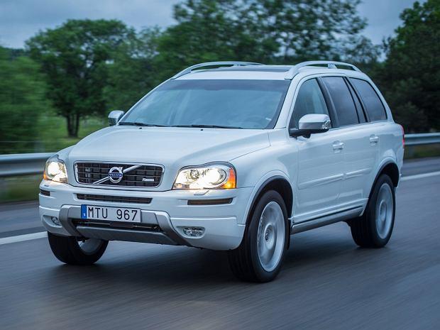 Volvo XC90 I