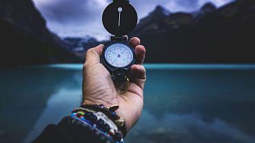 Kompas. Zdjęcie ilustracyjne