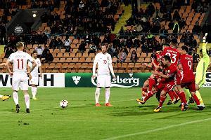 Eliminacje MŚ 2018. Armenia - Polska. Lubański: Robert Lewandowski wyśrubuje rekord