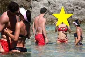 Anna i Robert Lewandowscy odpoczywają właśnie na greckiej wyspie Mykonos. Co tu kryć, oboje wyglądają pięknie i miło jest zawiesić oko zarówno na idealnie wyrzeźbionym torsie piłkarza, jak i zgrabnej sylwetce jego żony. Jednak tym razem ciekawsze nawet od ich czułości, okazało się ich towarzystwo. Lewandowscy spotkali się z modelką, Adrianą Limą!