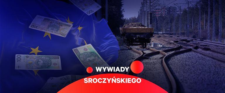 """Polska kolej wstaje z kolan. """"Zrywamy dobre tory i dajemy nowe, bo Unia płaci"""""""