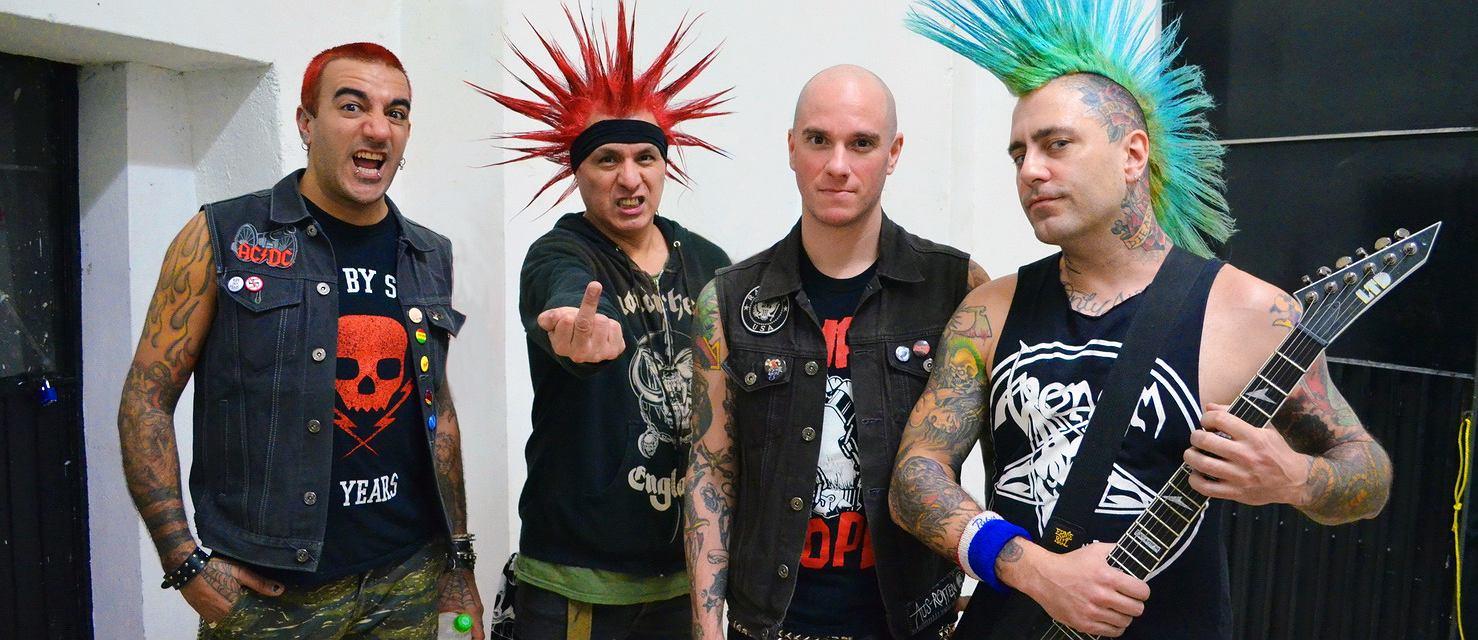 Randki z punk rockiem