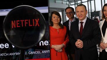 Netflix i TVP mogą wyprodukować serial