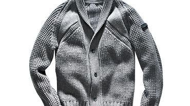 Sweter Calvin Klein/van Graaf, wełna, akryl. Cena: 950 zł