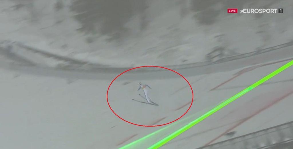 Granerud przeskoczył skocznię w Lahti