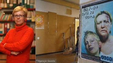 Urszula Nowakowska / Kampania Społeczna