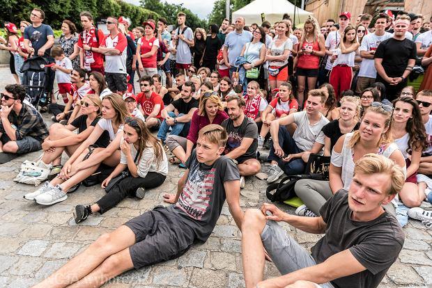 Mundial 2018. Strefa Kibica przy Hali Stulecia we Wrocławiu