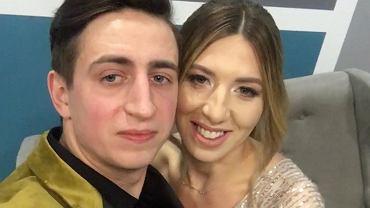 Małgosia Borysewicz z mężem Pawłem