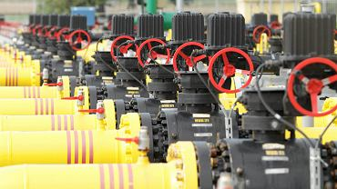 Węzeł gazowy w Gustorzynie (zdjęcie ilustracyjne)
