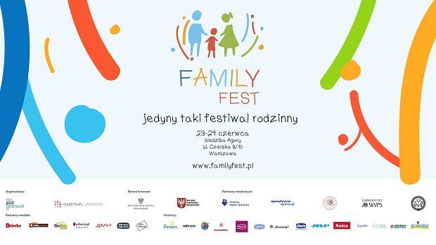 Family Fest, jedyny taki festiwal rodzinny
