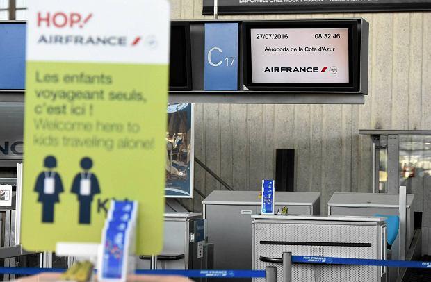 Air France strajkuje. Część lotów odwołana