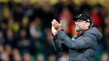 Trener Liverpoolu Juergen Klopp