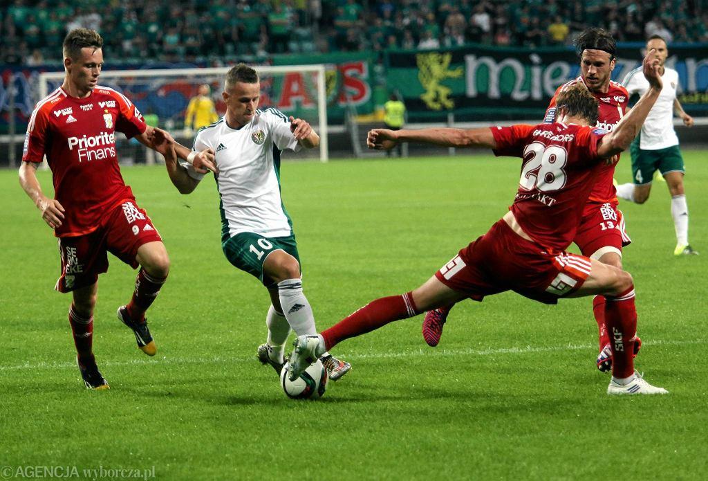 Na drugiej rundzie i meczach z IFK Goeteborg skończyła się gra Śląska w Lidze Europy