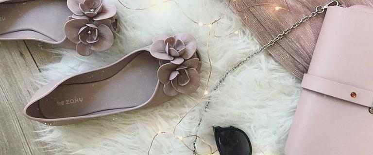 Baleriny Zaxy - konkurencja dla słynnych butów Melissa?