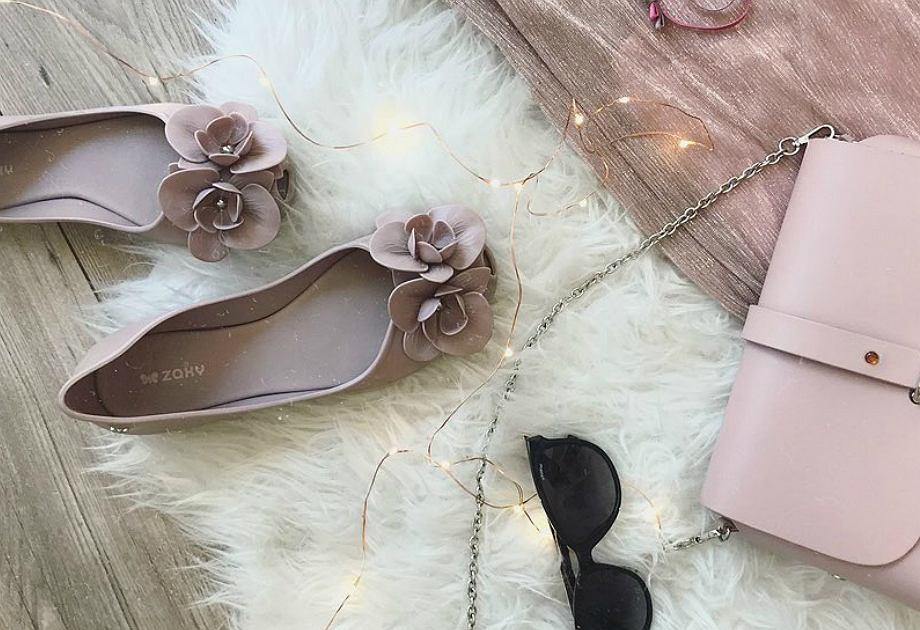f37687ab1bc1c Baleriny Zaxy - konkurencja dla słynnych butów Melissa?