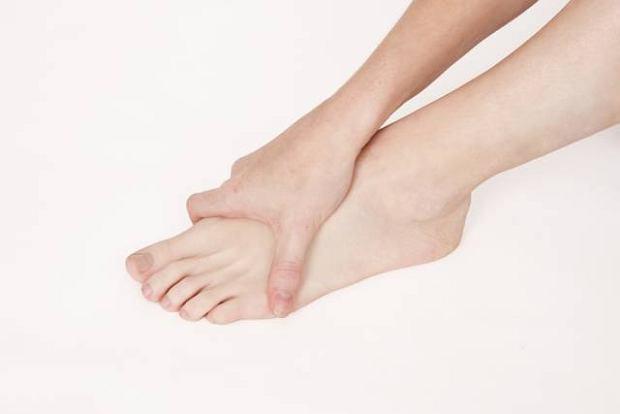 Bolesny rumień kończyn (Erythromelalgia)