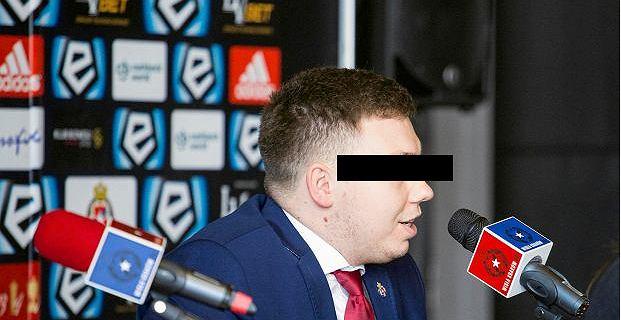 Sąd zdecydował ws. Damiana D. Były wiceprezes Wisły Kraków aresztowany