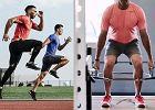 Szorty męskie z wyprzedaży: Adidas, Nike, Reebok
