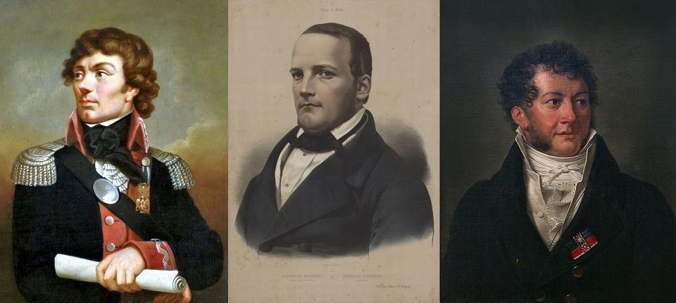 Tadeusz Kościuszko, Stanisław Moniuszko, Michał Kleofas Ogiński. Zarówno przywódcę insurekcji z 1794 r., jak i obu słynnych kompozytorów z racji pochodzenia można nazwać Białorusinami. W Grodnie czy Mińsku Moniuszko traktowany jest jako kompozytor białoruski, a w Śmiłowicach, gdzie jego ród miał pałac, otwarte zostało muzeum twórcy 'Strasznego dworu'